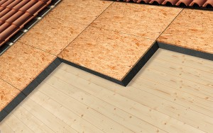 isolamento tetto da rifare pannello in eps neopor e osb