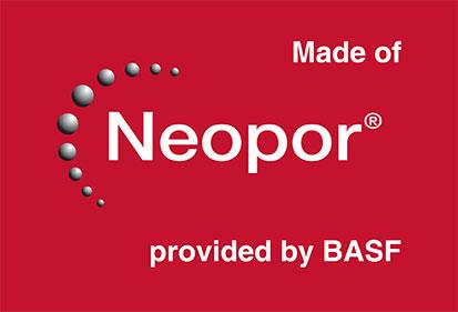 polistirolo polistirene espanso Neopor by Basf eps con grafite Isolconfort