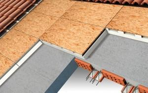Isolamento e ventilazione tetto con struttura in latero-cemento