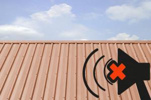 isolamento acustico termico tetto in lamiera cover rw