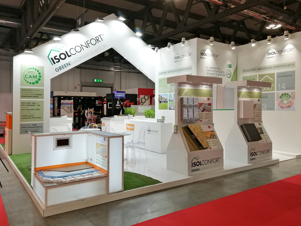 stand isolconfort fopan fiera made expo 2019-1